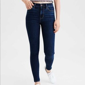 American Eagle Super Hi Rise Jegging Super Stretch
